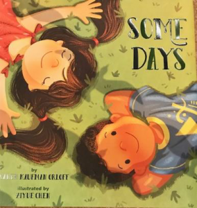 some day book cover