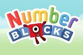 logo for number blocks